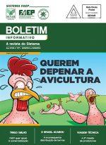 Capa do Boletim Informativo FAEP Nr 1271
