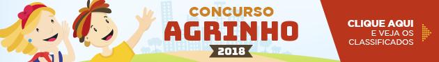 banner classificados agrinho 2018