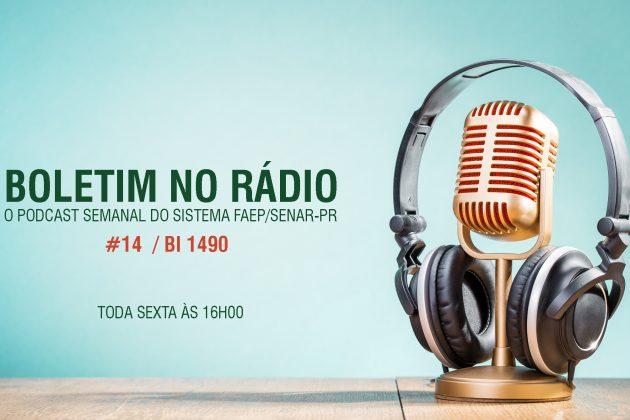 Sistema FAEP | Boletim no Rádio #14 – BI 1490
