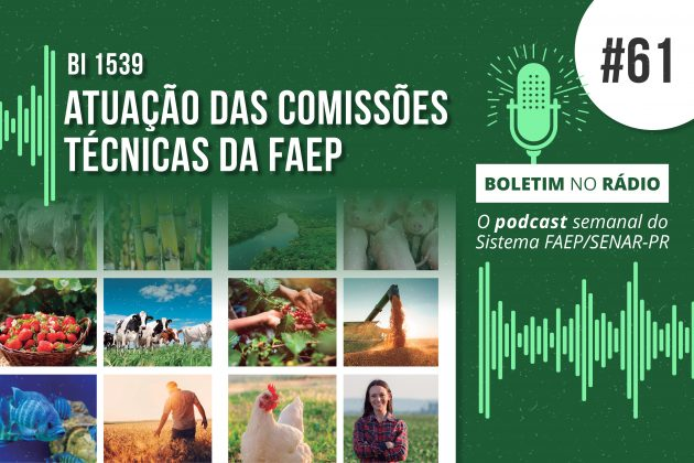 Atuação das Comissões Técnicas da FAEP