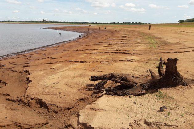 Seca, estiagem, falta de chuva, alerta, nível baixo de água, falta de água